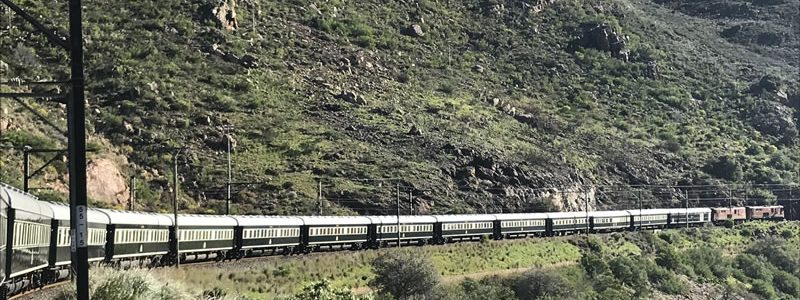The Rovos Rail Experience