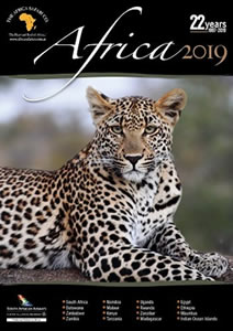 2019 Africa Cover