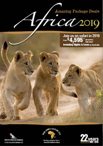2019 Package Deals brochure