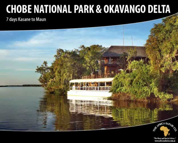 Chobe National Park & Okavango Delta