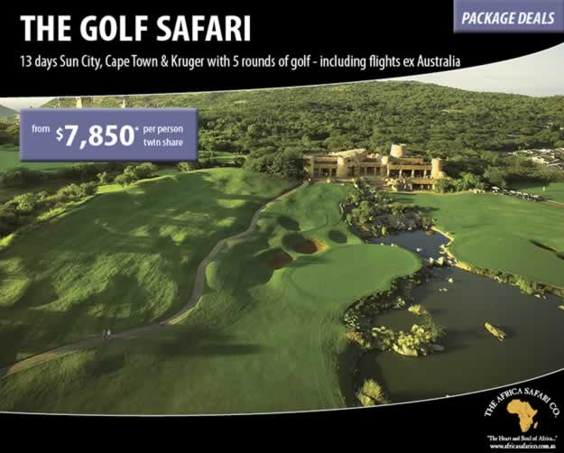 The Golf Safari