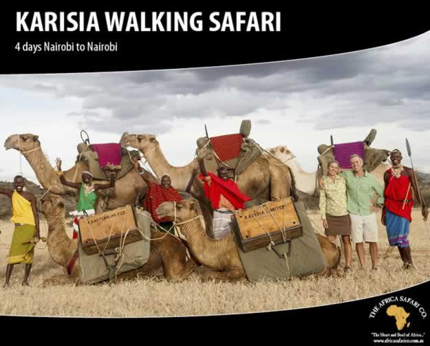 Karisia Walking Safari