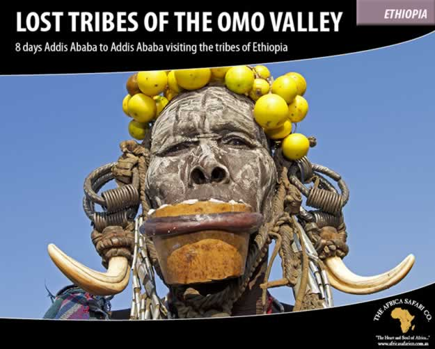 Lost Tribes of the Omo Valley