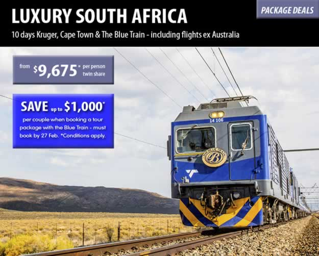 Luxury South Africa