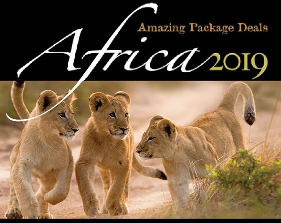2019 Package Deals brochure