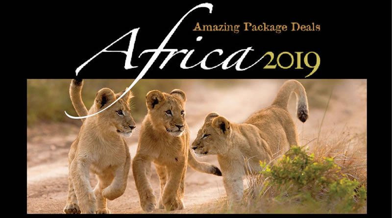 2019 Package Deals brochure – Amazing offers
