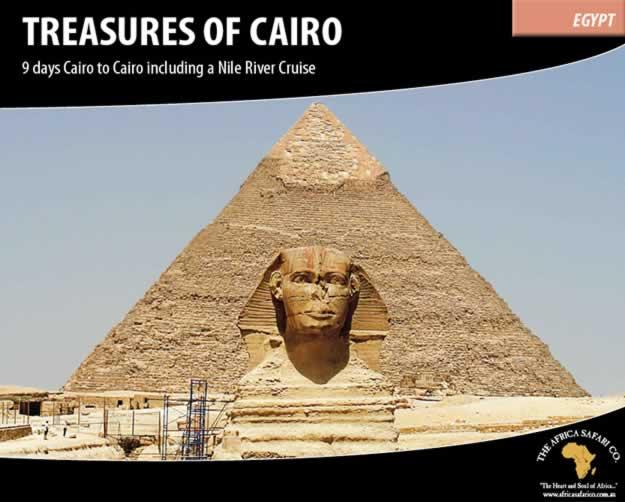 Treasures of Cairo
