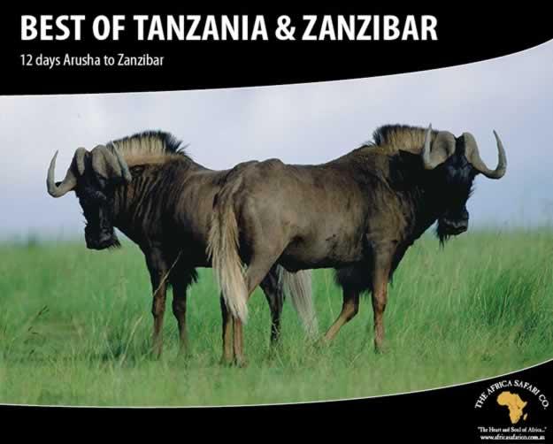 Best of Tanzania and Zanzibar