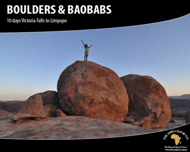 Boulders & Baobabs