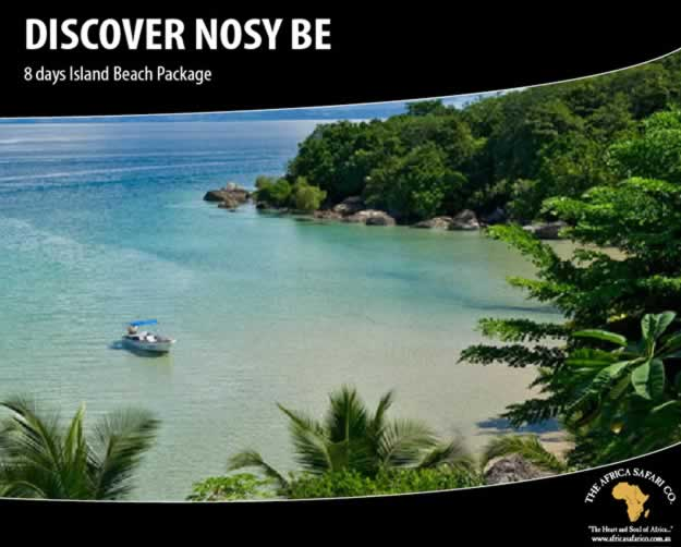 Discover Nosy Be