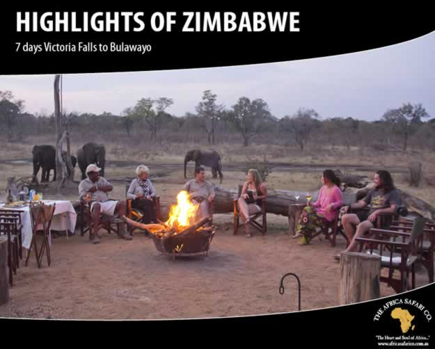 Highlights of Zimbabwe