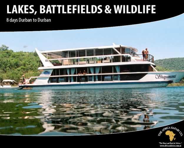 Lakes, Battlefields & Wildlife
