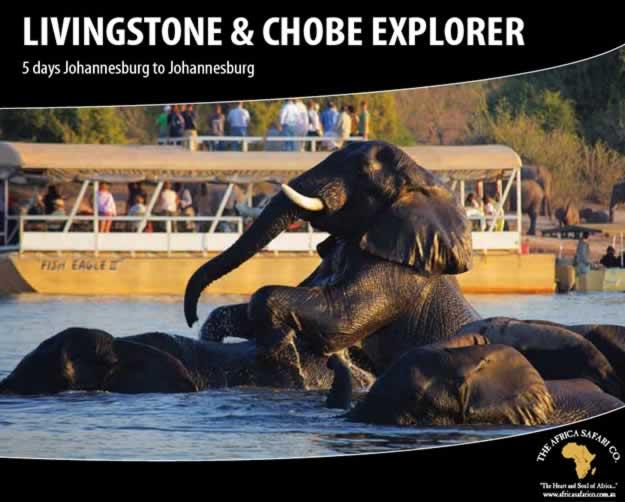Livingstone & Chobe Explorer