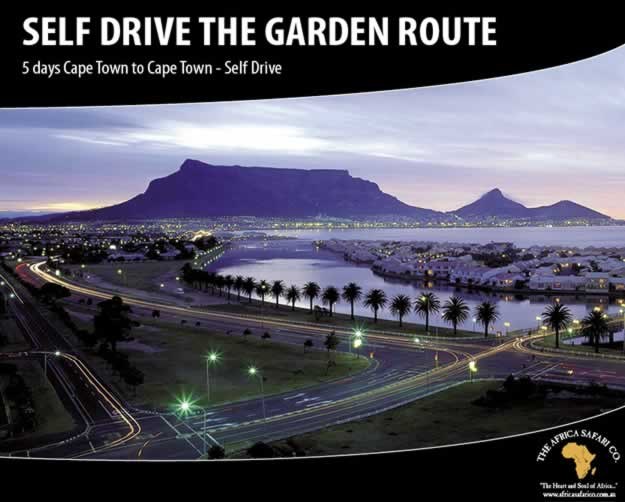 Self Drive the Garden Route
