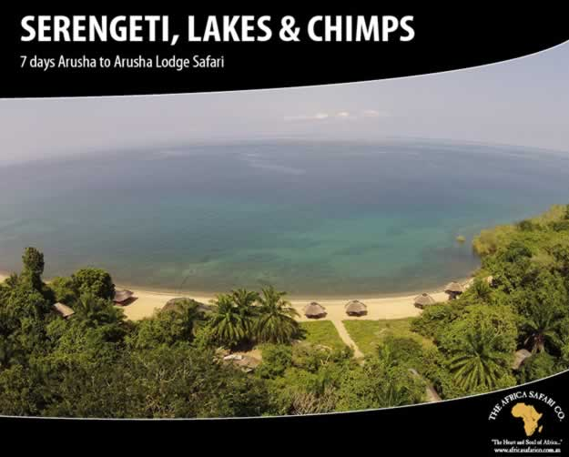 Serengeti, Lakes & Chimps