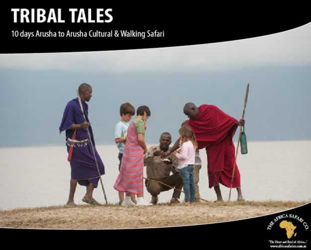 Tribal Tales