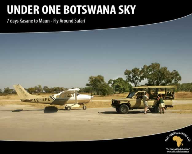 Under One Botswana Sky