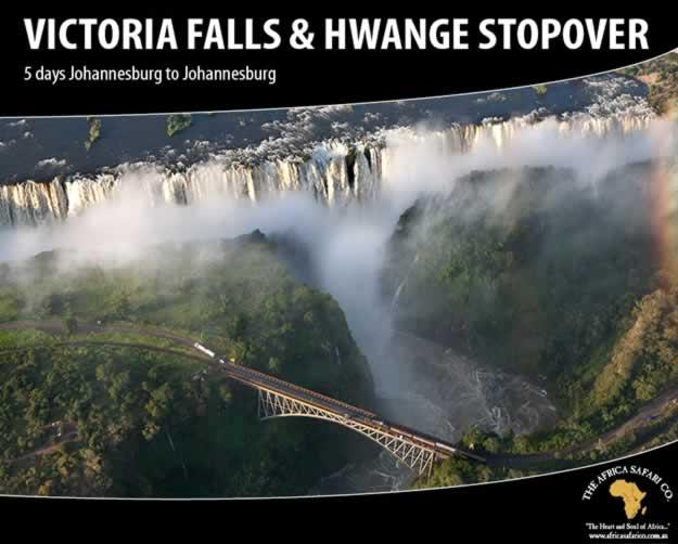 Victoria Falls & Hwange Stopover