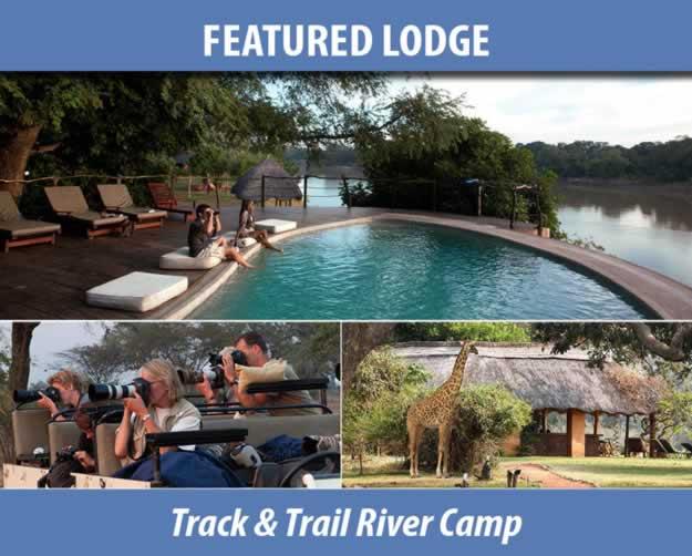 Track & Trail River Camp