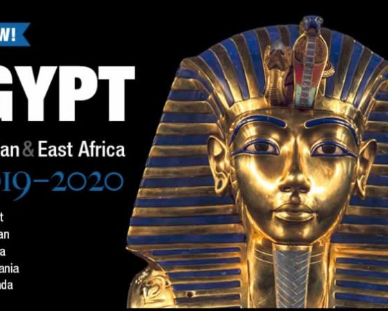 New Release:  Egypt Brochure 2019-20