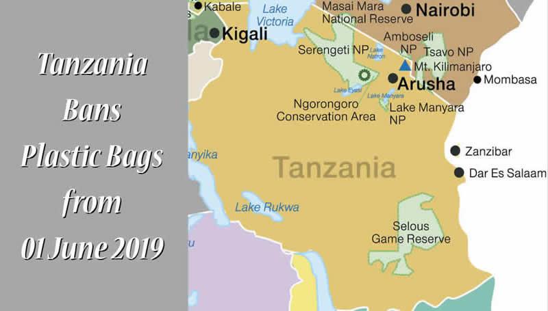 Tanzania Ban Plastic Bags