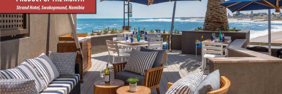 POM – Strand Hotel, Swakopmund, Namibia