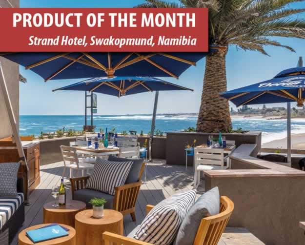 Strand Hotel, Swakopmund, Namibia