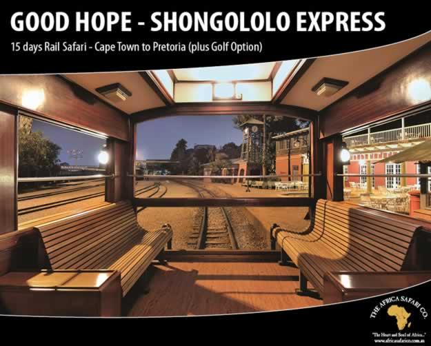 Shongololo - Good Hope