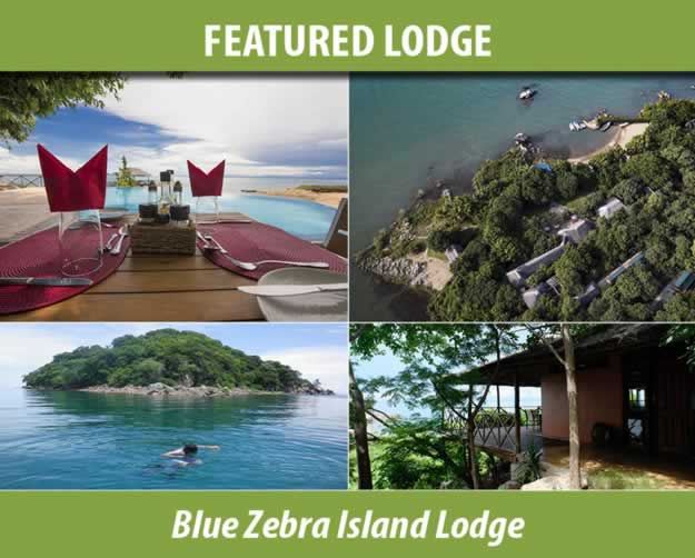 Blue Zebra Island Lodge, Malawi