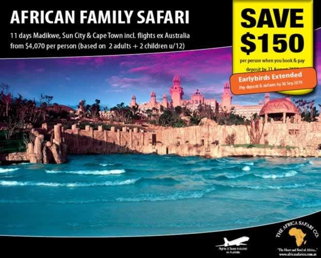 African Family Safari