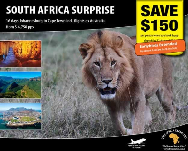 The Africa Safari Co  - The Heart & Soul of Africa for over