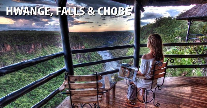 Hwange, Falls & Chobe