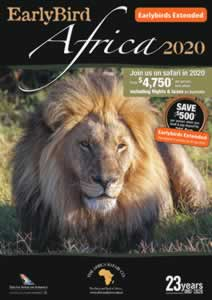 The Africa Safari Co. 2020 Early Bird Brochure