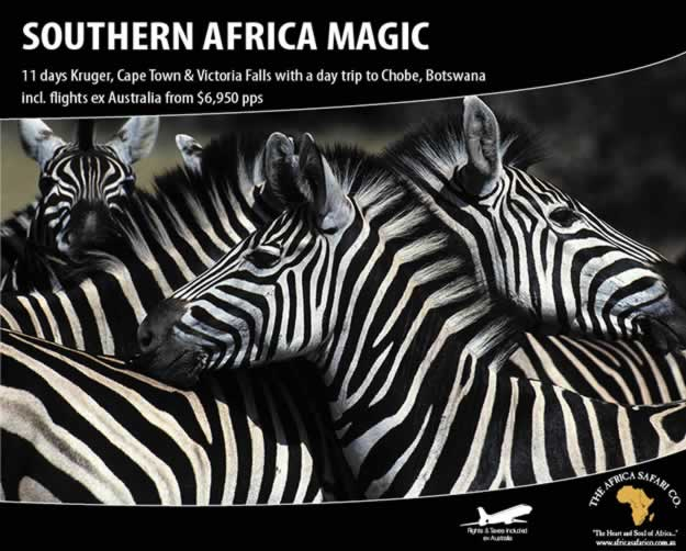 Southern Africa Magic