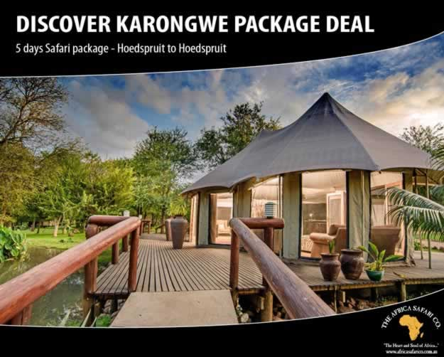 Discover Karongwe Package Deal