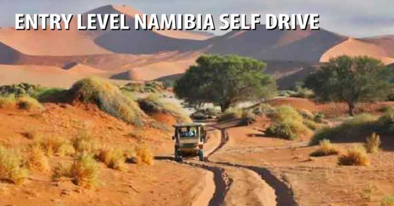 Entry Level Namibia Self Drive