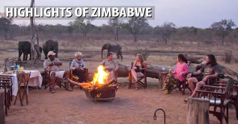 Highlights of Zimbabwe