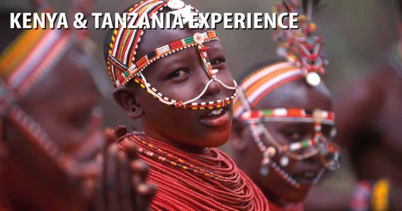 Kenya & Tanzania Experience