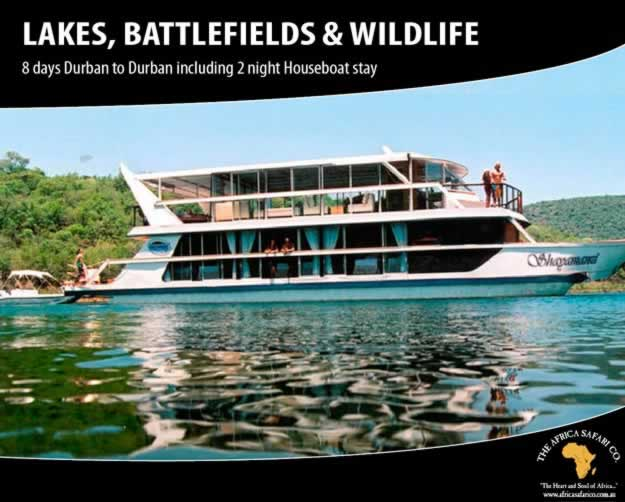 Lakes, Battlefields & Wildlife