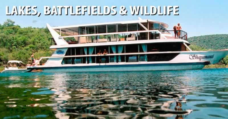 Lakes Battlefields & Wildlife