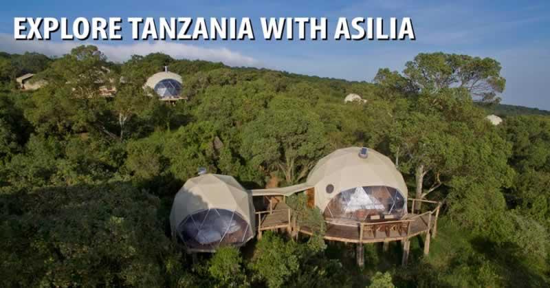 Explore Tanzania with Asilia