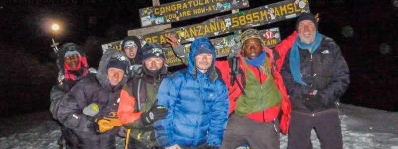 Mt. Kilimanjaro Climb – Machame Route