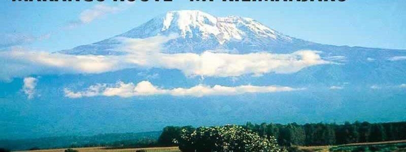 Mt. Kilimanjaro Climb – Marangu Route