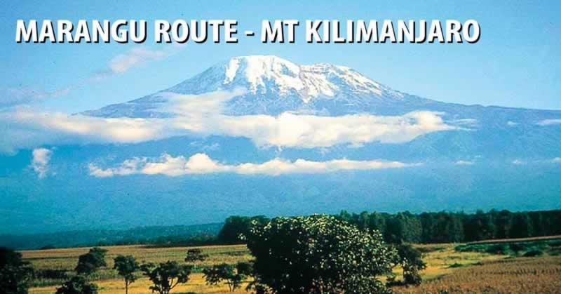 Mt. Kilimanjaro Climb - Marangu Route