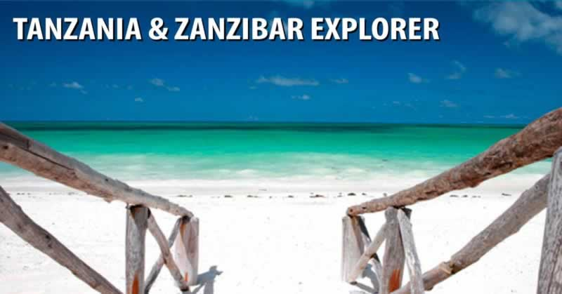 Tanzania & Zanzibar Explorer