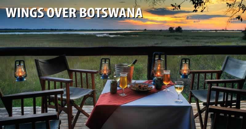 Wings Over Botswana