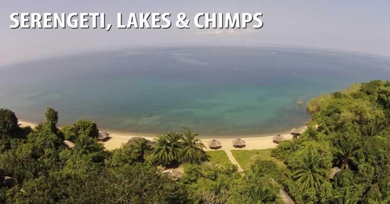 Serengeti, Lakes & Chimps