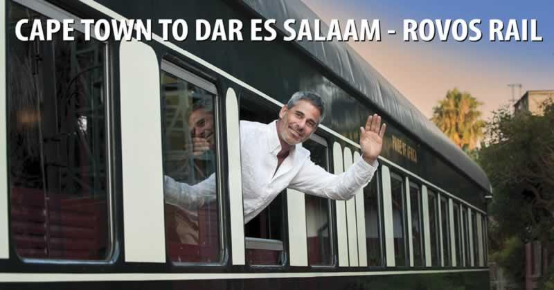 Rovos Rail - Dar es Salaam Safari