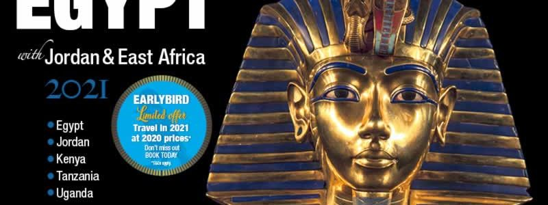 New Release:  Egypt 2020-21 Brochure