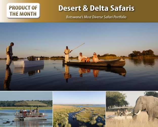 Desert & Delta Safaris